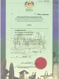 CYMM2H License